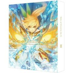 Tales of Zestiria the X Blu-ray BOX II Original Soundtrack 2 CD2