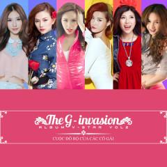 The G-Invasion (Cuộc Đổ Bộ Của Các Cô Gái) - Various Artists, Đông Nhi, Bảo Thy, Thu Thủy, Trang Pháp, Windy Quyên, Khổng Tú Quỳnh