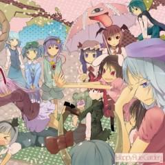 Happy Rule Garden 3R - Iemitsu.