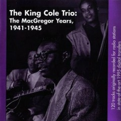 The McGregor Years (CD10) - Nat King Cole