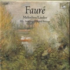 Integrale des melodies (CD5) - Gabriel Faure