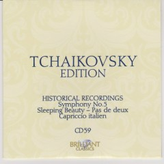 Tchaikovsky Edition CD 59