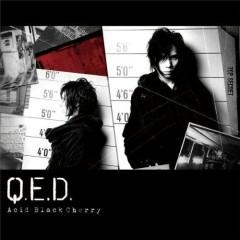 Q.E.D. - Acid Black Cherry