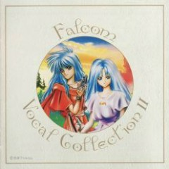 Falcom Vocal Collection II CD1