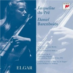 Elgar: Cello Concerto; Enigma Variations CD1