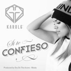 Si Te Confieso (Single)