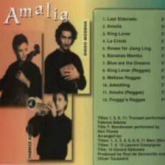 Amalia (Ocarina IV) - Diego Modena,Eric Coueffe,Fabrice Adams