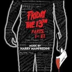 Friday The 13th I-VI OST (CD1) - Harry Manfredini