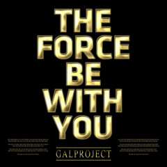 The Force Be With You (Single)