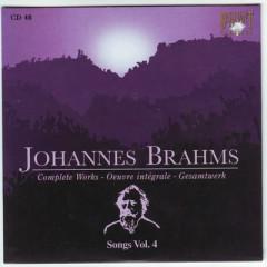 Johannes Brahms Edition: Complete Works (CD48)