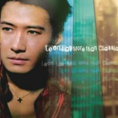Leon Lai More Than Classic (CD4) - Lê Minh