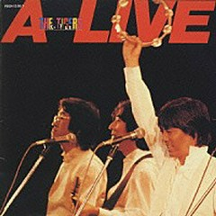 A-LIVE (CD2)   - The Tigers