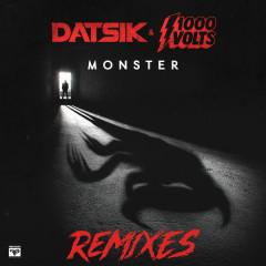 Monster (Remixes) - Datsik, 1000volts, Redman, Jayceeoh