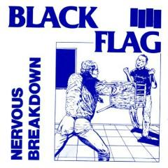 Nervous Breakdown - EP - Black Flag