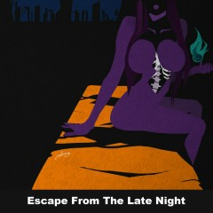 Escape From The Late Night (Mini Album) - Jhnovr