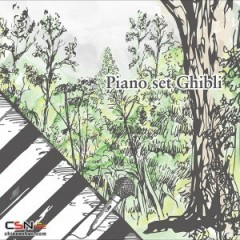 Piano Set Ghibli