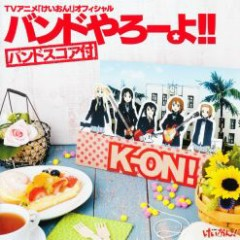 TV Animation K-ON! Official Band Yarou yo!! Part 1 CD2