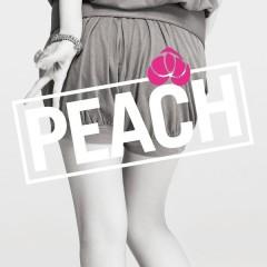 PEACH / HEART