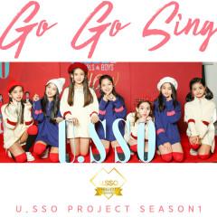 Go Go Sing (Single)