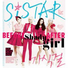 Shady Girl - Sistar