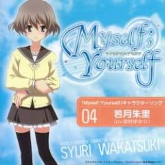 Myself;Yourself Character Song Vol.4 – Syuri Wakatsuki