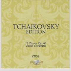 Tchaikovsky Edition CD 31