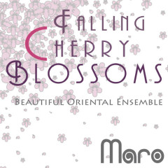 Falling Cherry Blossoms - Maro
