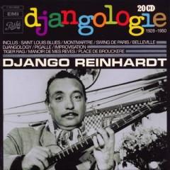 Djangologie 1928-1950 (CD2) - Django Reinhardt