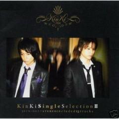 Kinki Single Selection II 2004 Disc 1