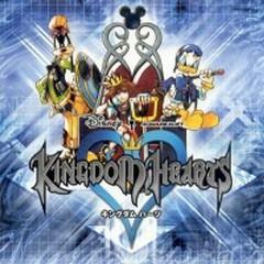 Kingdom Hearts OST CD 5