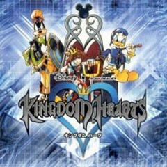 Kingdom Hearts OST CD 6