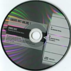 Sword Art Online Bonus Disc 1 - Tomatsu Haruka