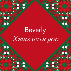 Xmas with you - Beverly