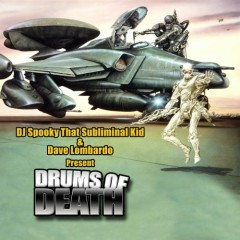 Drums Of Death - DJ Spooky