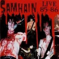 Live '85 - '86 (CD2) - Samhain