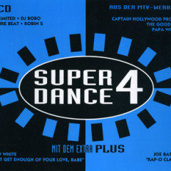 Super Dance (Plus) 4 CD1