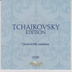 Tchaikovsky Edition CD 39