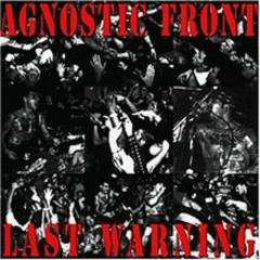 Last Warning (CD1)