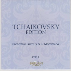 Tchaikovsky Edition CD 11