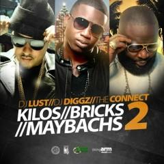 Kilos, Bricks & Maybachs 2 (CD1)
