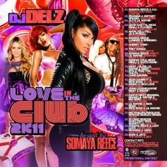 Love In The Club 2K11 (CD1)