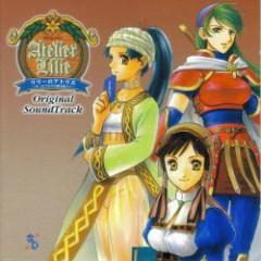 Atelier Lilie ~The Alchemist in Salburg 3~ Original Sound Track CD2 No.3