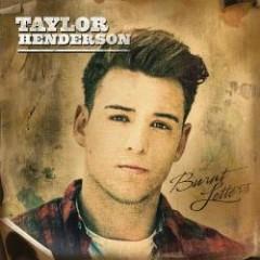 Burnt Letters - Taylor Henderson