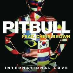 International Love (CDS) - Pitbull,Chris Brown