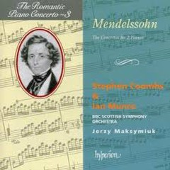 The Romantic Piano Concerto, Vol. 03 – Mendelssohn Double Concertos