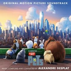 The Secret Life Of Pets OST - Alexandre Desplat