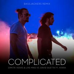 Complicated (Bassjackers Remix) (Single)