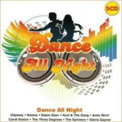 Dance All Night (CD5)