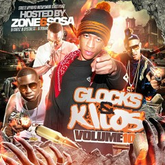 Glocks & Kilos 10 (CD1)