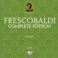 Frescobaldi - Complete Edition CD 5